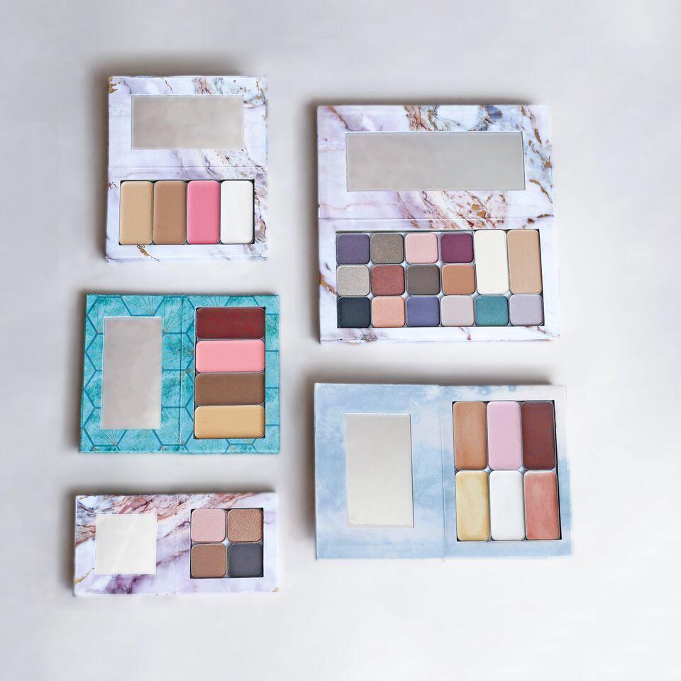 Multiple Maskcara Beauty Palettes